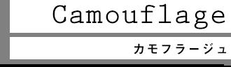 カモフラージュ